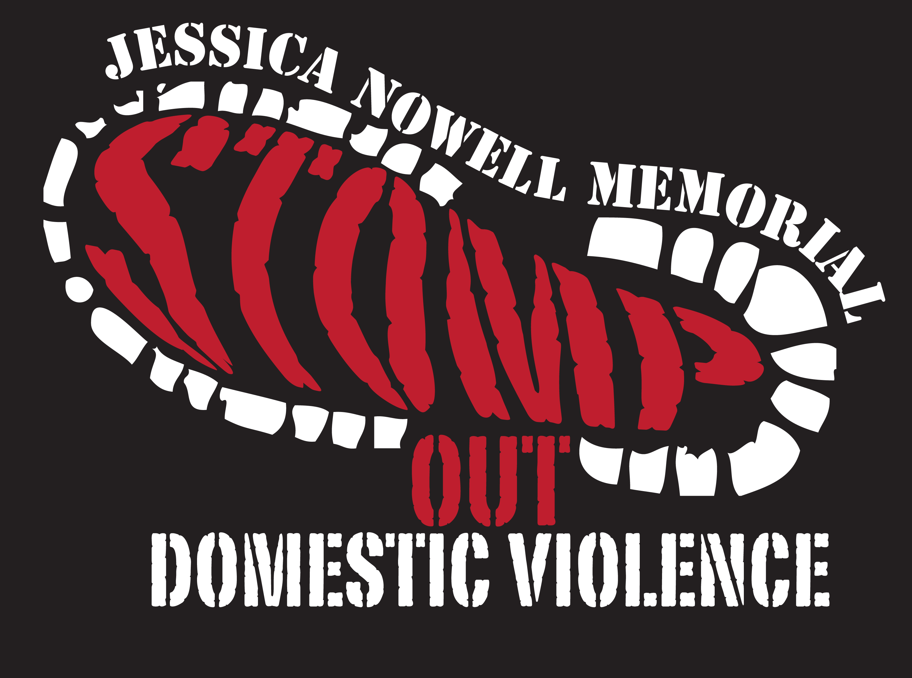 Stomp Out Domestic Violence