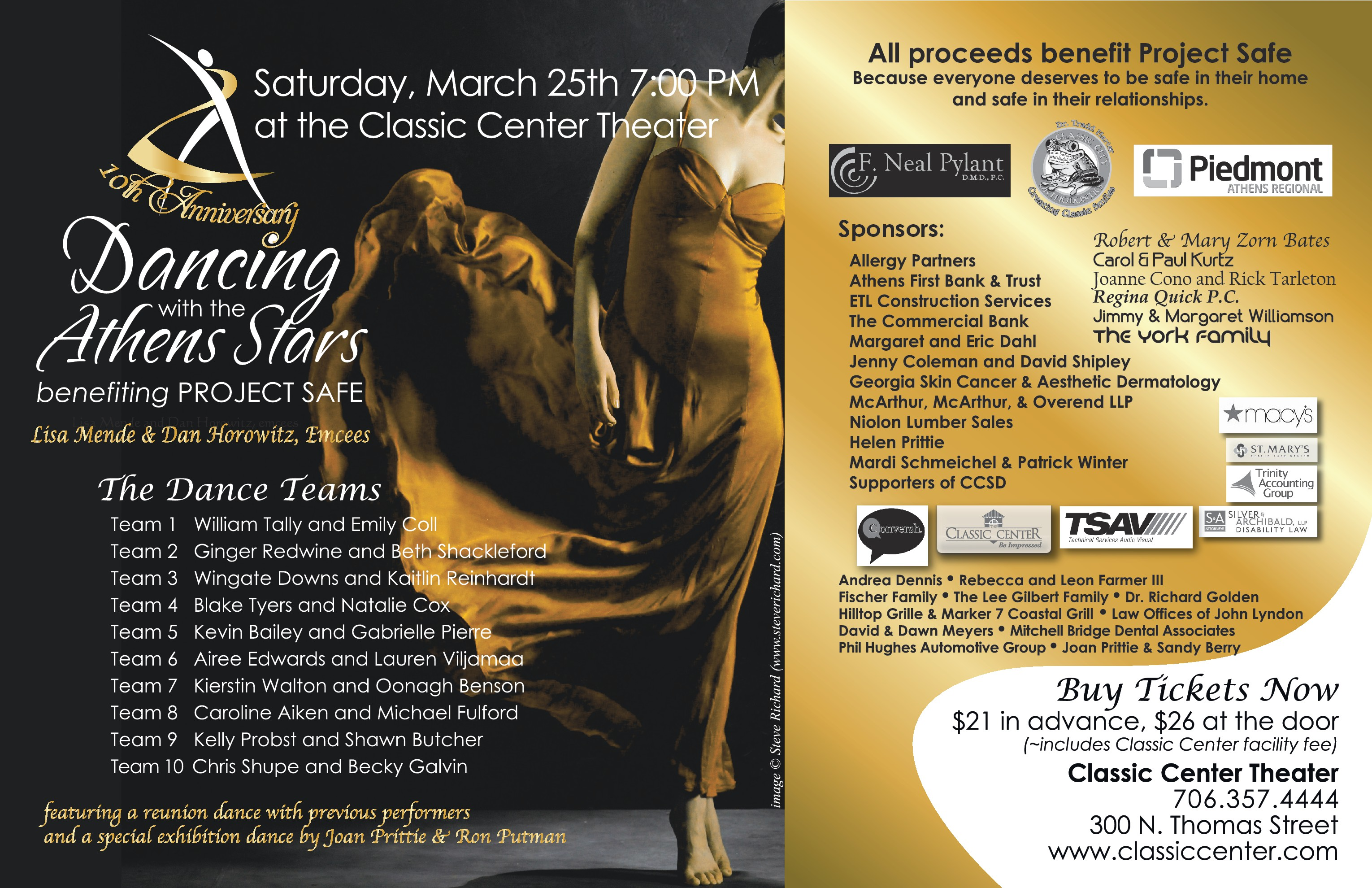 Dancing with the Athens Stars Tickets On Sale