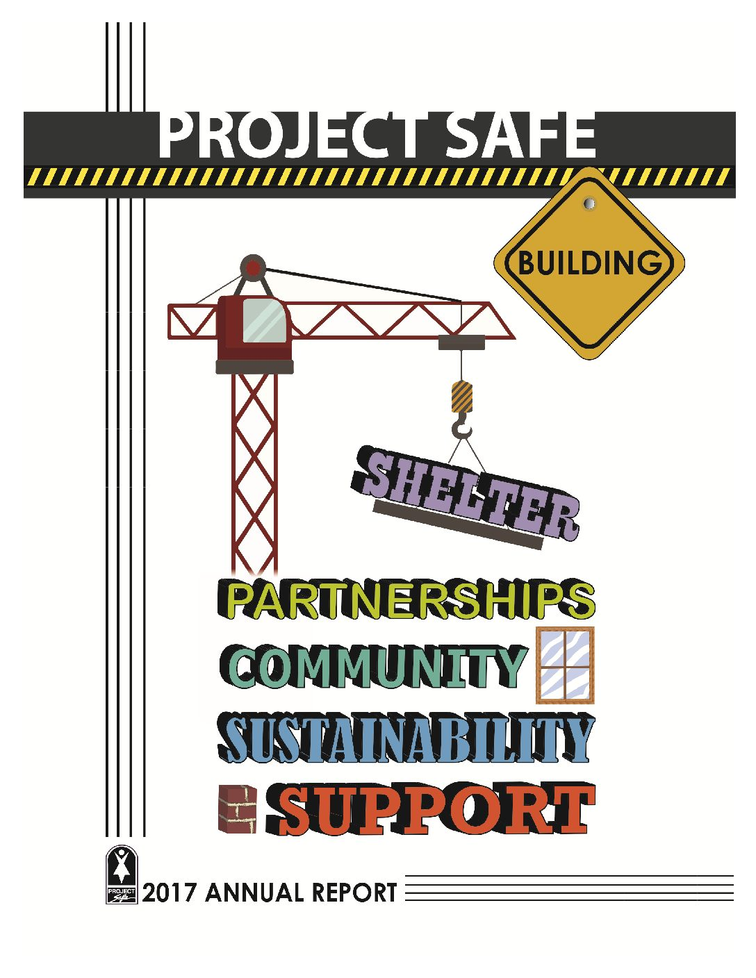 Project Safe's 2017 Annual Report is here!