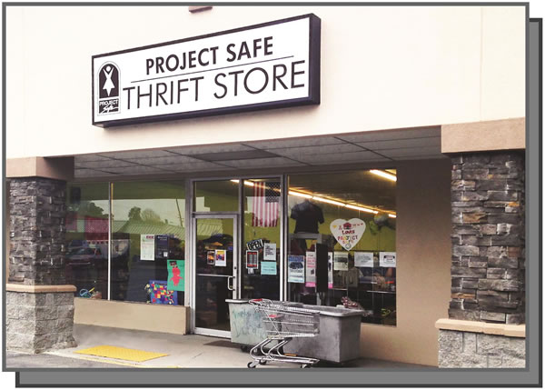 Thrift Store Has a New Partnership