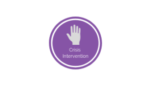 crisis intervention purple
